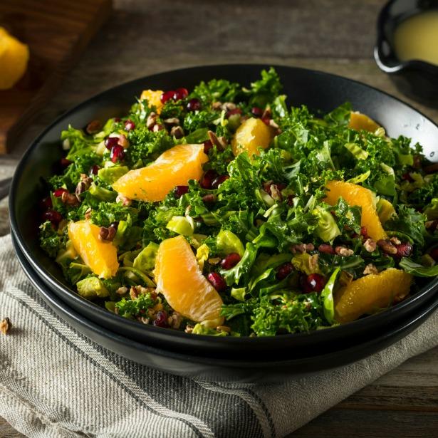Grilled Tuscan Kale Salad | Sonoma-Cutrer Vineyards