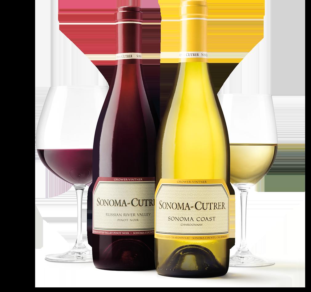 Sonoma-Cutrer Bottles