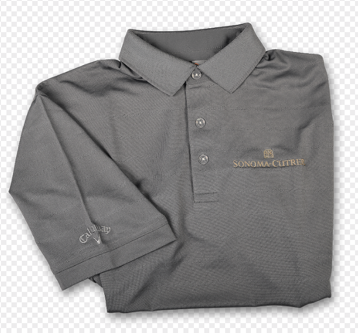 Polo Shirt (Grey)