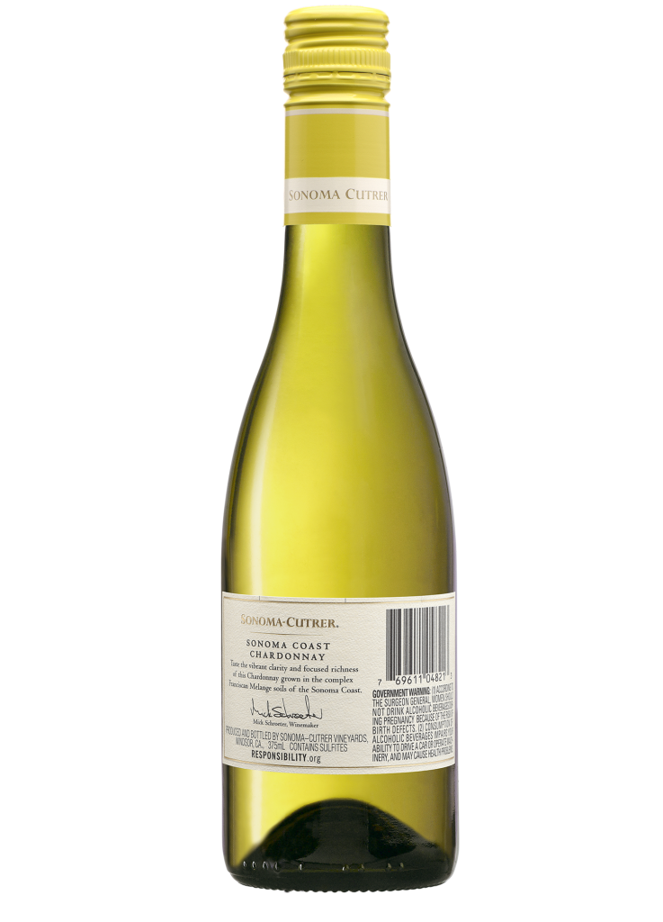Sonoma Coast Chardonnay 375ml